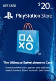 Gift Card -- Playstation Network (PlayStation 4)